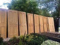 White London Oak Internal Doors