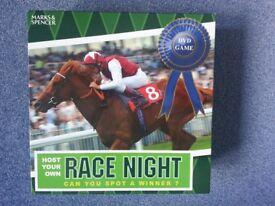 Race Night DVD Game