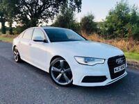 ****2014 Audi A6 S-Line Auto Black Edition TDI Ultra** Finance Available****