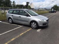2006 Ford Focus estate 1.6 diesel Mot till June 2017 not golf tdi passat vw
