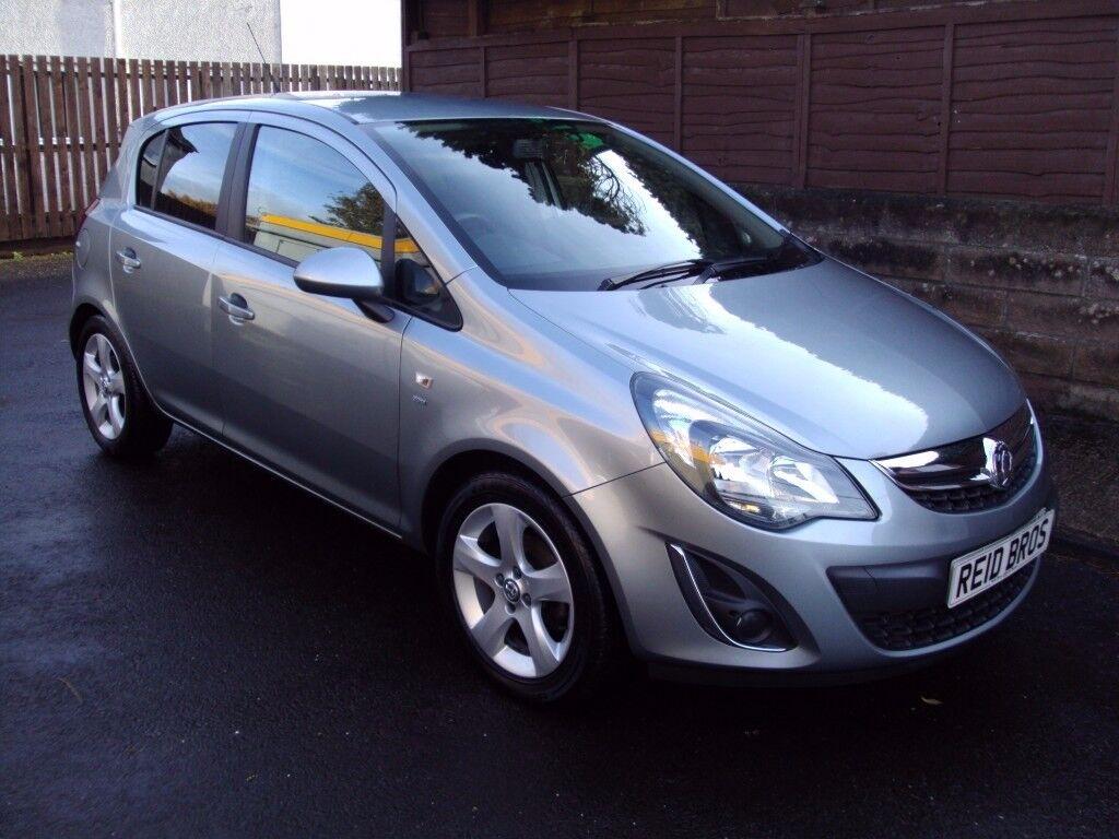 2013 (63) Vauxhall Corsa 1.4 SXi 5 Door Hatchback Petrol Manual