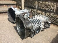 Vw t25 gearboxes