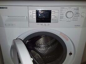 Beko washing machine faulty