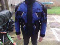 Boys JTS motorbike jacket age 9-11 yrs