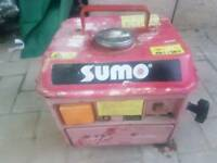 SUMO petrol generator spares or repairs