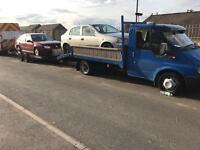 We buy scrap cars £100 plus 07794523511