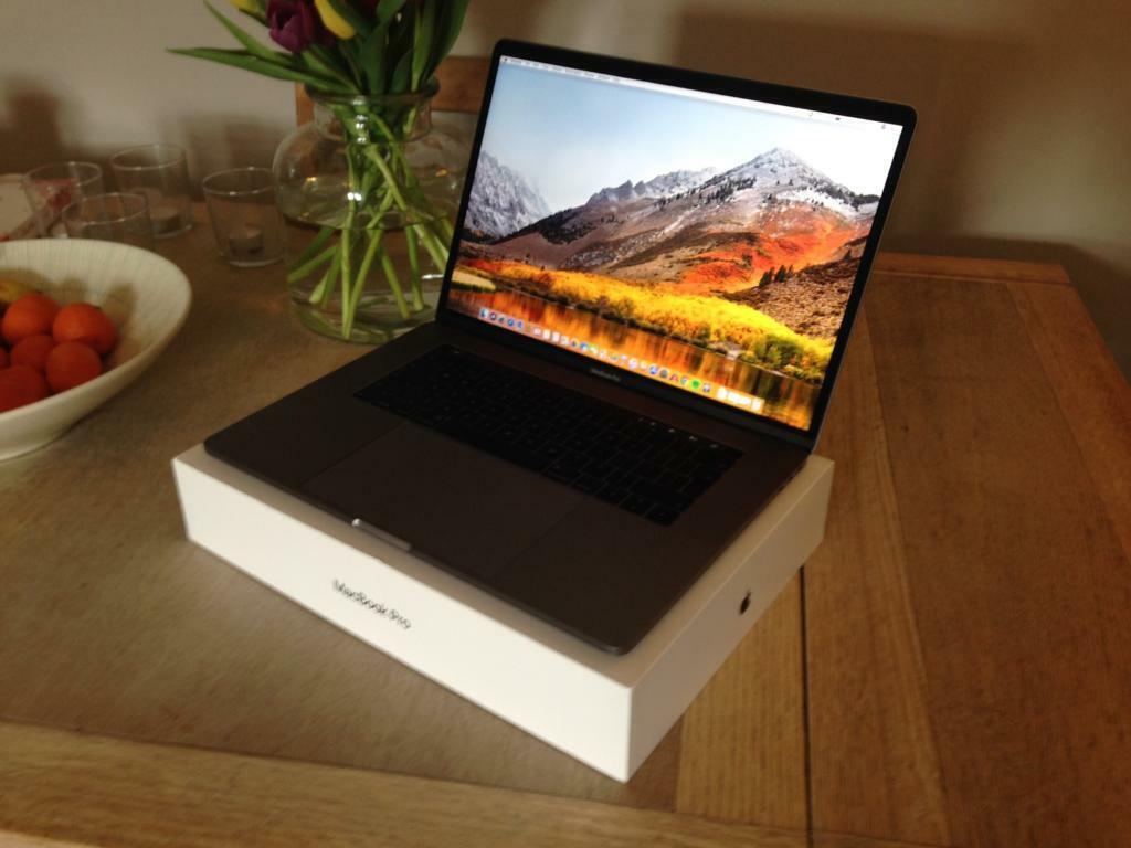 2018 Apple MacBook Pro 15