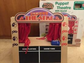 Puppet Theatre with sound