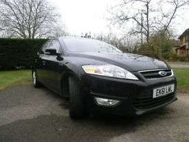 Ford Mondeo - Excelent Condition Rear parking sendsors long MOT