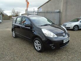 2009 Nissan Note 1.4 16v Acenta 5drOnly 1 Owner From NEW,