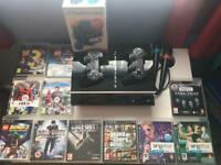 PlayStation 3 including Games