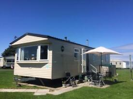 Caravans for hire. Craig Tara holiday park Ayr Scotland KA7 4LB