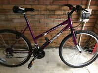 Ladies/ girls mountain bike- hardley used