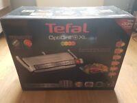 Tefal OptiGrill XL brand new