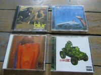 CDs BLUR AND GORILLAZ