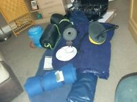 SSTC...Camping Equipment Bundle