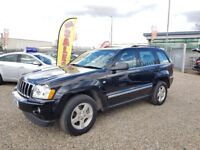 Jeep Grand Cherokee 3.0 CRD V6 Limited 4x4 5dr / Finance Available / Hpi Clear
