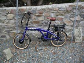 Viking Electric bicycle