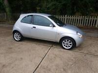 2008 Ford ka zetec climate mot next march 48k history to 39