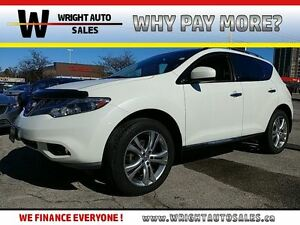 2011 Nissan Murano LE| AWD| LEATHER| SUNROOF| BLUETOOTH| 112,185