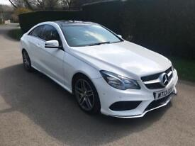 MERCEDES BENZ E250 LOW MILES AND A HUGE SPEC FULLY HPI CLEAR