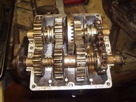 Refurbished Foote Gear Box