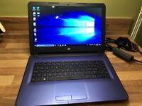 """HP Notebook 14"""" Laptop - 14-an063sa"""