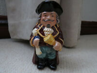 Toby Jug by Leonardo. This Toby Jug is a 'Town Crier' Model