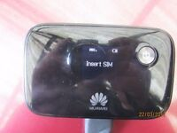 Huawei E5776s- 32 MOBILE WIFI Dongle unlockt my self was using EE NETWORK