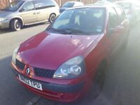 Renault clio 1.2 great first car for first time driver