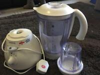 Kenwood blender and mill