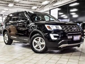2017 Ford Explorer XLT, Tech Pack, Tow Pack, Navigation, Syn3