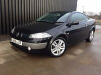 2005 (55) Renault Megane 2.0 VVT Monaco 2dr Full Leather High Spec, 12 Months MOT Low Mileage