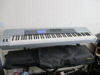 M-Audio Keystation Pro 88 MIDI Keyboard Mint Condition