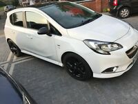 VAUXHALL CORSA 1.4 SXI LIMITED EDITION WHITE