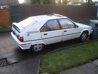 CITROEN BX 16RS PILOT 1989 MOT EXCEPTIONAL CONDITION INSIDE AND OUT.