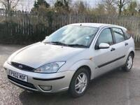 Ford Focus 1.6 Automatic 1 year mot £690