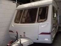 Swift Charisma Five Berth Touring Caravan