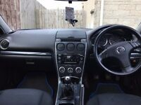 Mazda T6 Long MOT