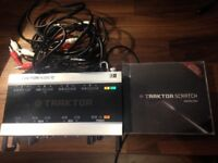 Traktor Scratch Pro 2, Audio 10, Serial (licence transfer), Timecode CDs