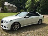 Mercedes E350 CDI Blue Efficiency Sport - Automatic - Panoramic roof