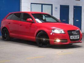 ++2008 AUDI A3 2.0 TDi Sportback 5dr++