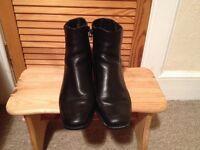 Ladies Italian Leather Boots