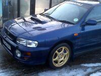 Subaru Impreza wrx turbo Wagon