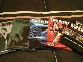 The Wire (seasons 1-5