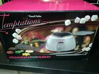 Russell hobbs chocolate treats maker bran new boxed would be great Christmas present