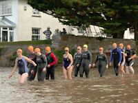 Topsham to Turf Ferrymans Swim