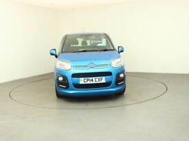 CITROEN C3 PICASSO VTR PLUS (blue) 2014