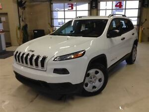 2014 Jeep Cherokee SPORT.GARANTIE PLAN D'OR.CAMERA.HITCH.V6.