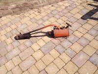 Sheen paraffin flame gun